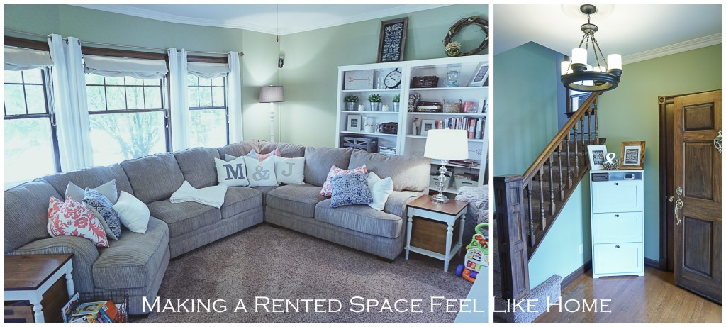 4 Tips for Making a Rented Space Feel Like Home