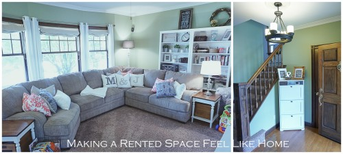 rented space collage